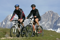 Mountain-Bike in Schladming